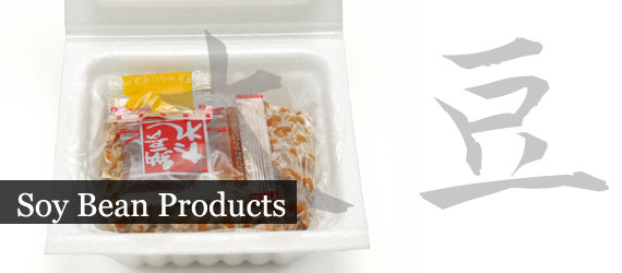 Soy & Other products