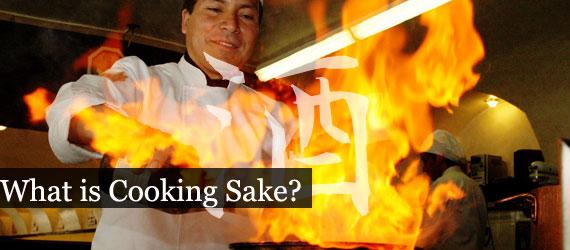 What is Cooking Sake
