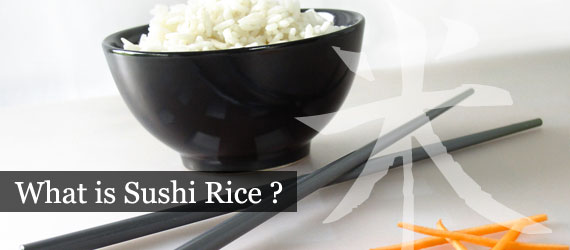 what is sushi rice